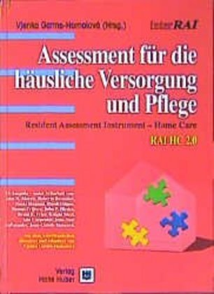 Assessment für die häusliche Versorgung und Pflege als Buch