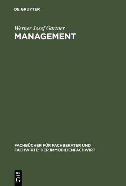 Management als Buch