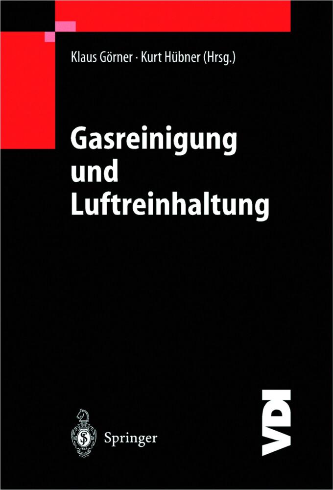 Gasreinigung und Luftreinhaltung als Buch