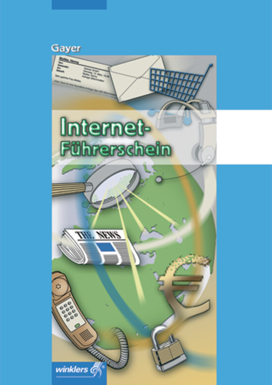 Internet-Führerschein als Buch