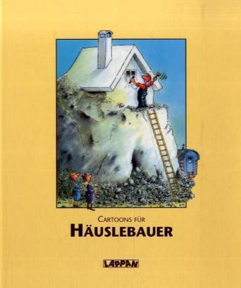 Cartoons für Häuslebauer als Buch