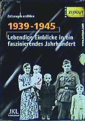 Gebrannte Kinder 1/2 Kindheit in Deutschland 1939 - 1945 als Buch