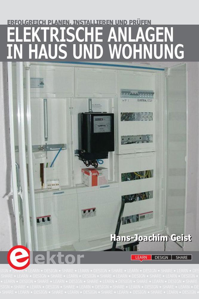 Elektrische Anlagen in Haus und Wohnung als Buch (kartoniert)
