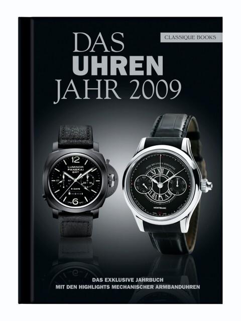 Das Uhrenjahr 2009 als Buch