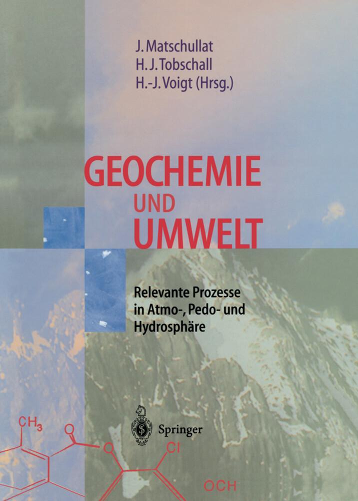 Geochemie und Umwelt als Buch