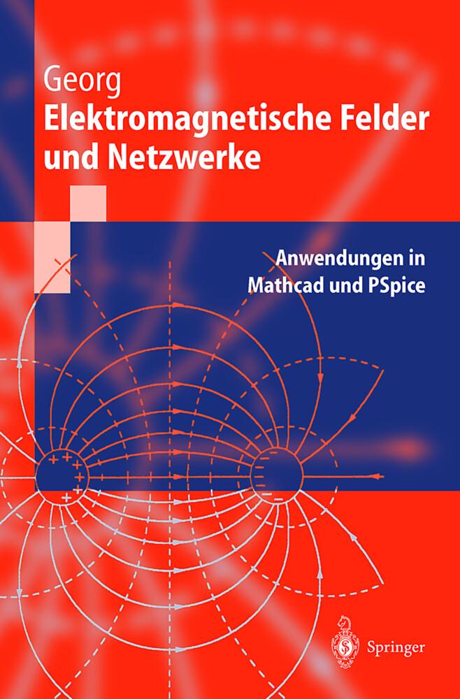 Elektromagnetische Felder und Netzwerke als Buch
