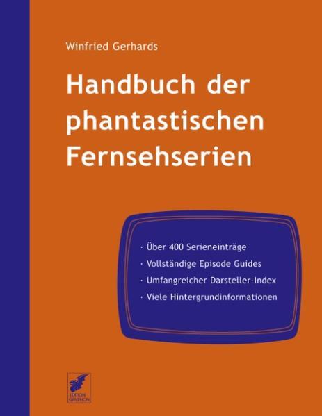 Handbuch der phantastischen Fernsehserien als Buch (kartoniert)