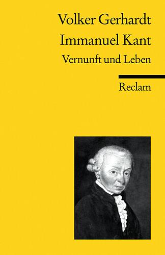 Immanuel Kant als Taschenbuch