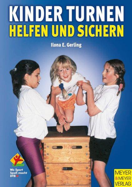 Kinder turnen als Buch