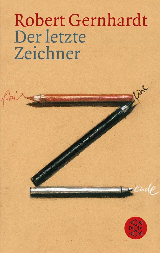 Der letzte Zeichner als Taschenbuch