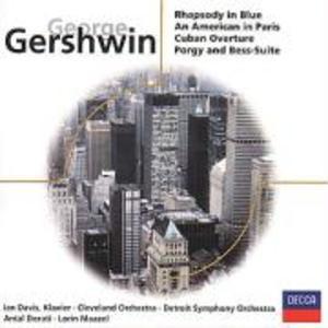 Rhapsody In Blue/An American In Paris/+ als CD