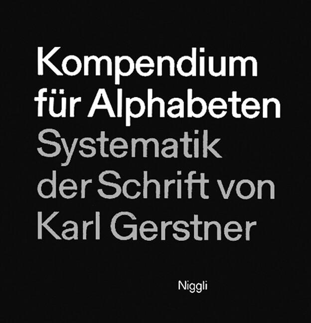 Kompendium für Alphabeten als Buch