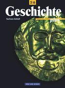 Geschichte plus 5/6. Lehrbuch. Sachsen-Anhalt. Förderstufe. RSR