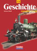 Geschichte plus 7/8. Lehrbuch. Sachsen-Anhalt