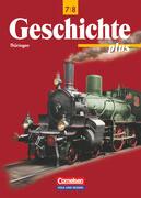 Geschichte plus 7/8. Lehrbuch. Thüringen