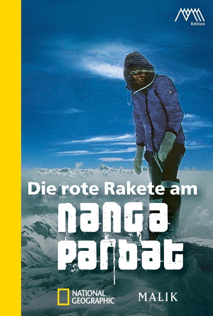 Die rote Rakete am Nanga Parbat als eBook