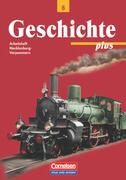 Geschichte plus 8. Arbeitsheft. Mecklenburg-Vorpommern