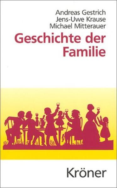 Geschichte der Familie als Buch