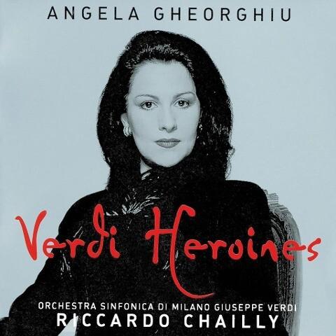 Verdi Heroines als CD
