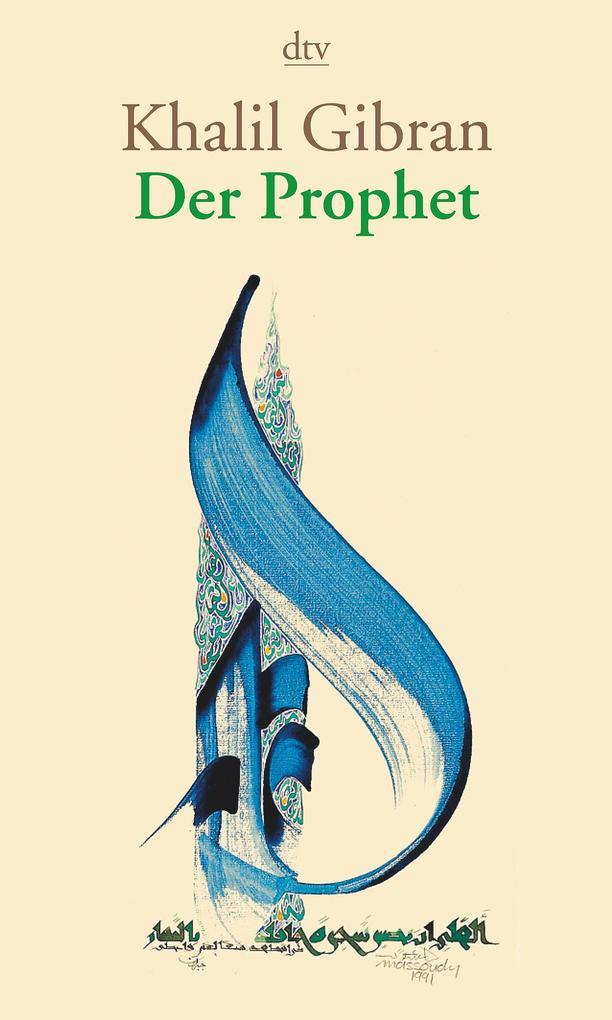 Der Prophet als Taschenbuch