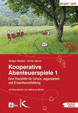 Kooperative Abenteuerspiele 1 als Buch
