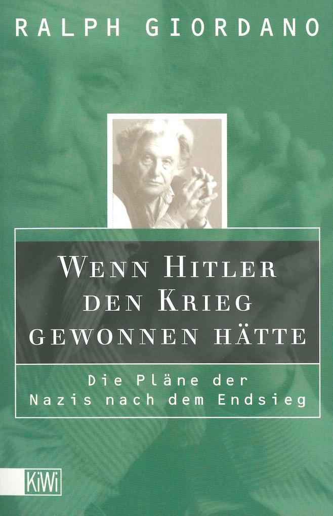 Wenn Hitler den Krieg gewonnen hätte als Taschenbuch