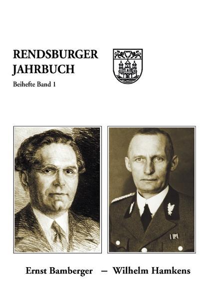 Ernst Bamberger - Willi Hamkens als Buch