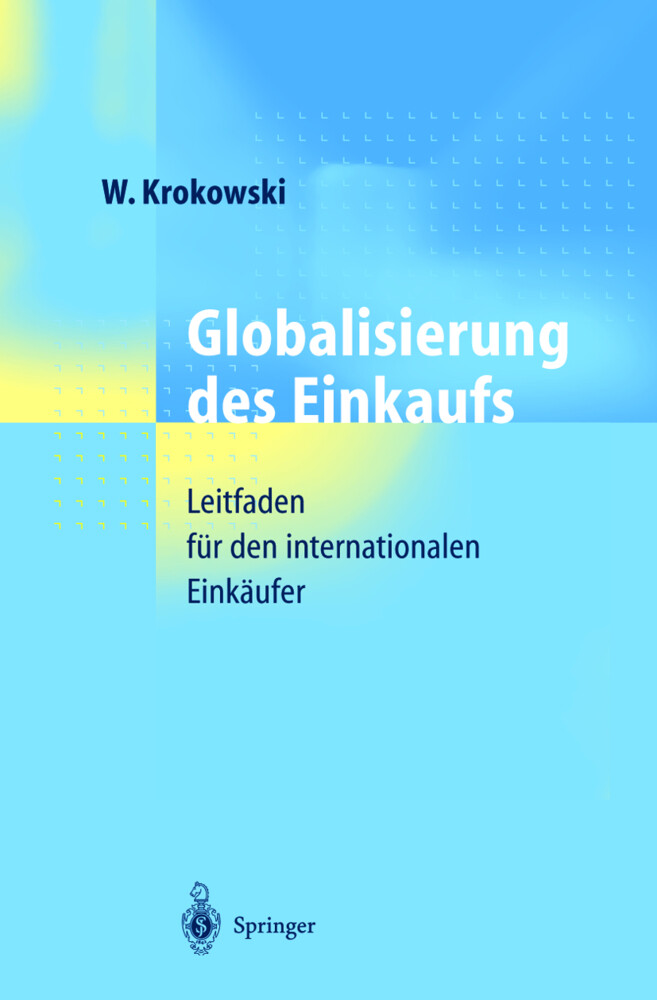 Globalisierung des Einkaufs als Buch