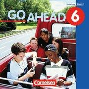Go Ahead. Neue Ausgabe. 6. Jahrgangsstufe. Realschule Bayern. 3 CDs