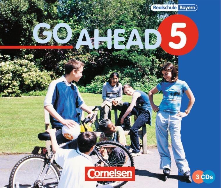 Go Ahead 5. Neue Ausgabe. 3 CDs als Hörbuch