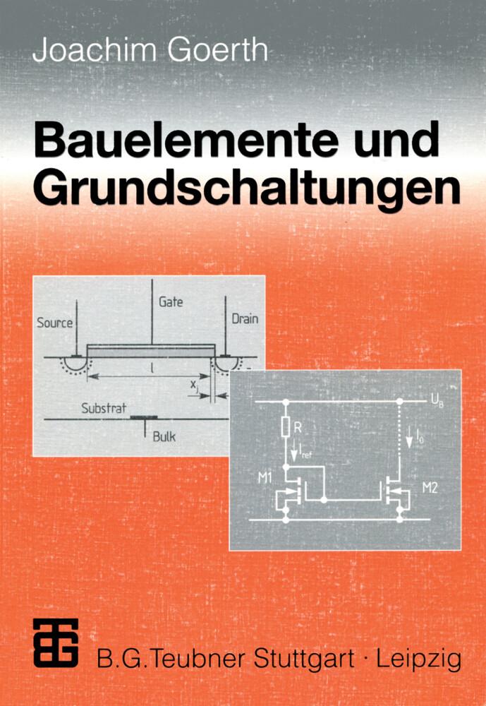 Bauelemente und Grundschaltungen als Buch