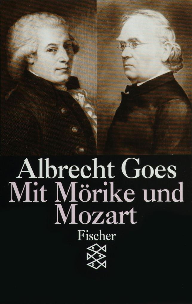 Mit Mörike und Mozart als Taschenbuch