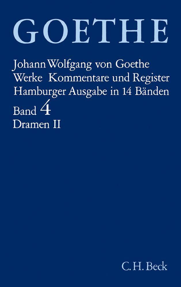 Dramatische Dichtungen II als Buch