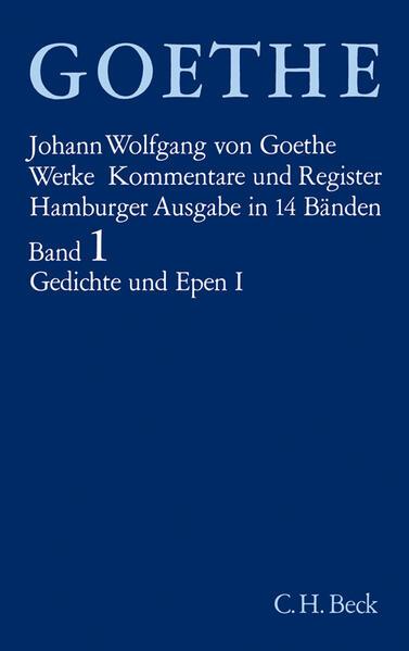 Gedichte und Epen. Tl.1 als Buch