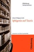 Iphigenie auf Tauris. Interpretationen