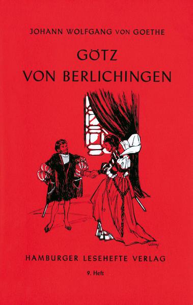 Götz von Berlichingen. Mit der eisernen Hand als Taschenbuch
