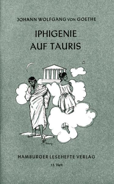 Iphigenie auf Tauris als Taschenbuch