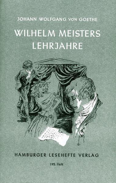 Wilhelm Meisters Lehrjahre als Buch