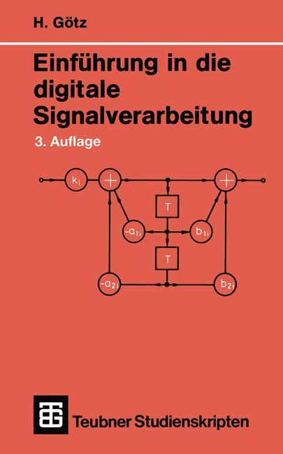Einführung in die digitale Signalverarbeitung als Buch