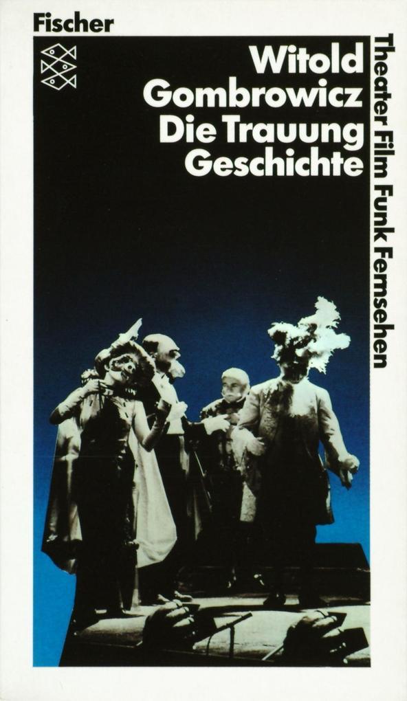 Die Trauung / Geschichte als Taschenbuch
