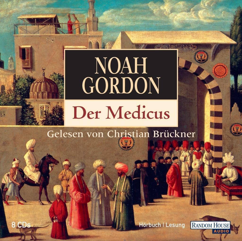 Der Medicus. 8 CDs als Hörbuch CD