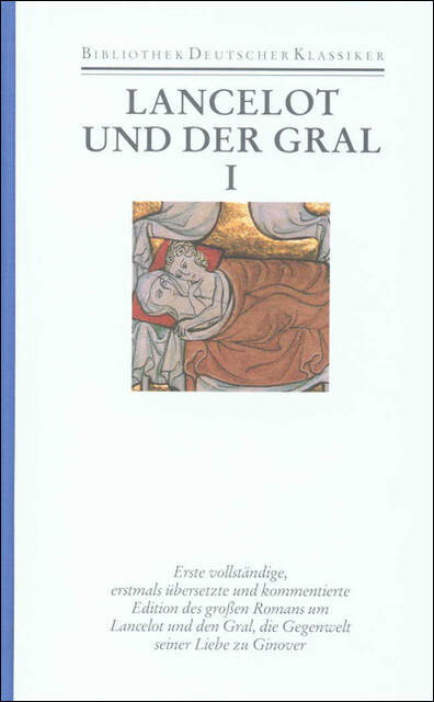 Lancelot und der Gral 1/2. Prosalancelot III/IV als Buch