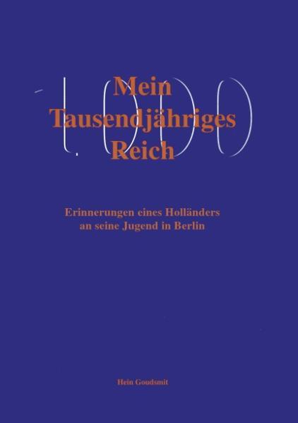 Mein tausendjähriges Reich als Buch