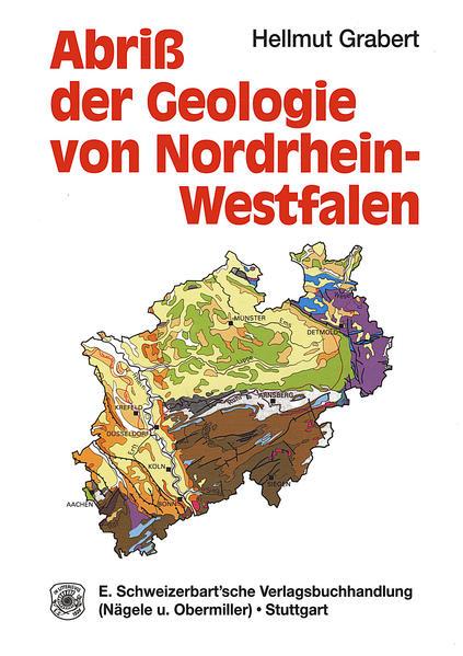 Abriß der Geologie von Nordrhein-Westfalen als Buch