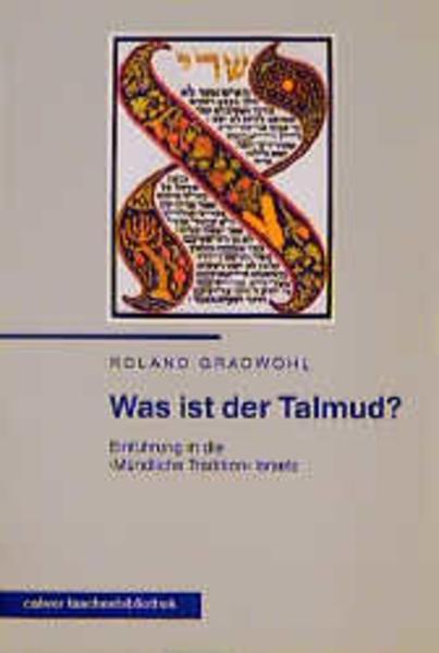 Was ist der Talmud? als Buch