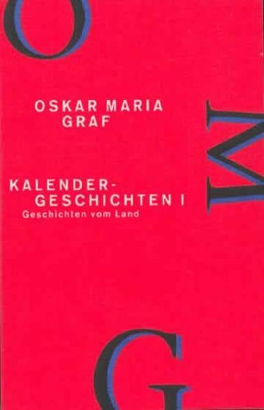 Werkausgabe XI/2. Kalender-Geschichten I als Buch