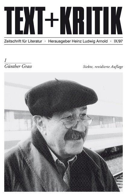 Günter Grass als Buch