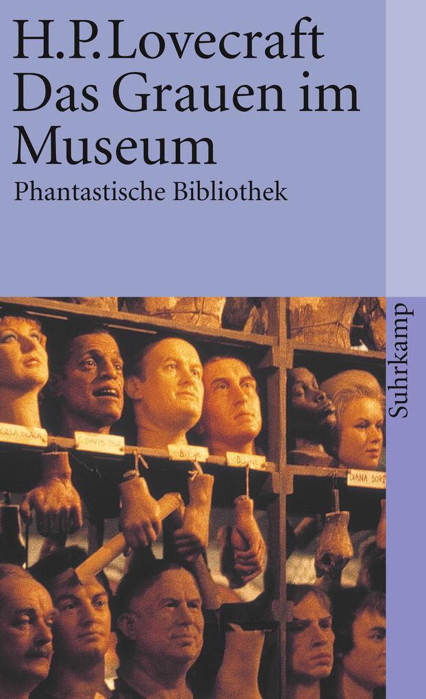 Das Grauen im Museum und andere Erzählungen als Buch