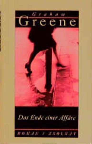 Das Ende einer Affäre als Buch