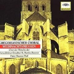 Gregorianischer Choral. Weihnachtsmessen. Klassik-CD als CD